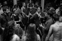 MWE at the Starry Plough in Berkeley, photo by Reuben Radding: Copyright 2013