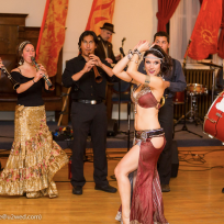 MWE In Seattle with Belly Dancer Laura Albert